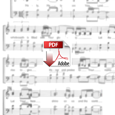 PDF Arrangement Downloads